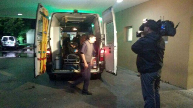Actualizan la lista de los heridos en el hospital de Olavarría y hay tres en terapia intensiva