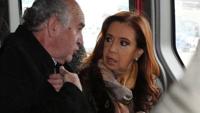 Revelan una nueva escucha en la que Cristina Kirchner habla de apretar jueces