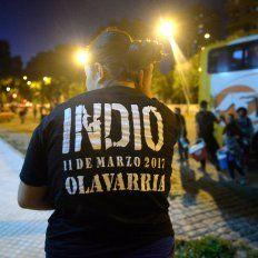 Cerca de las 21 todavía arribaban a Rosario micros provenientes de Olavarría.