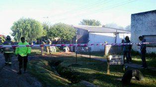 Un joven murió luego de sufrir graves quemaduras en un incendio en su casa en Roldán