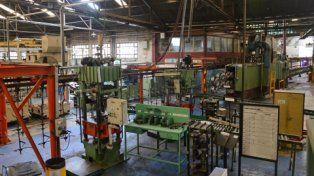 Industria. El sector manufacturero fue el que más sintió la recesión durante el año pasado en la ciudad.