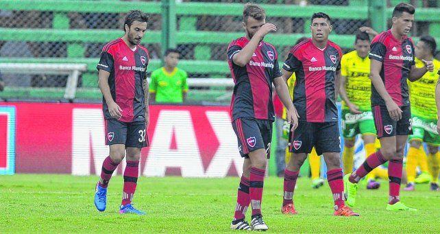 Tras la derrota en Florencio Varela, la capacidad de reacción de Newells está a prueba