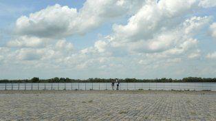El Servicio Meteorológico prevé buenas condiciones del tiempo con cielo parcialmente nublado.