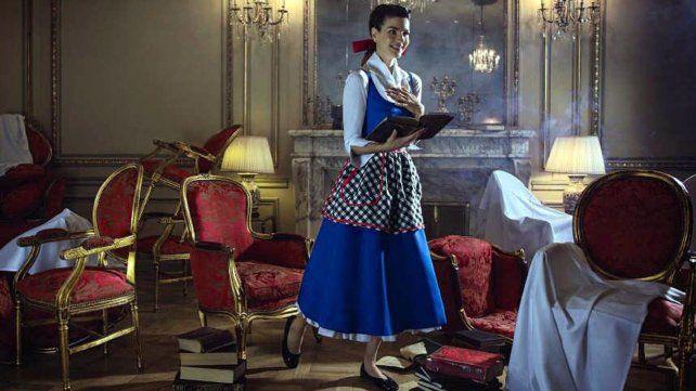 Marcela Kloosterboer se convirtió en la bella en una sesión de fotos tierna y sensual