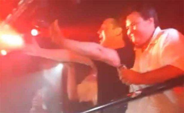 Luis Miguel apareció en un boliche de Acapulco en el que bailó uno de sus hits más famosos