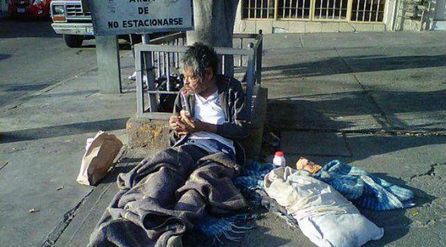 Un indigente que entró a robar y fue detenido deberá realizar trabajos comunitarios