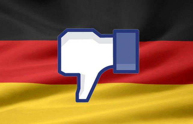 Alemania pide multas millonarias a redes sociales que no borren contenidos xenófobos