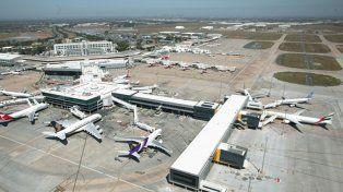 El incidente se produjo rumbo al aeropuerto de Melbourne.