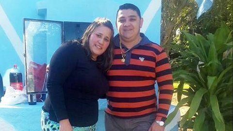 otros tiempos. Mariela Terán y Ricardo Piris
