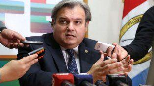 El ministro de Gobierno