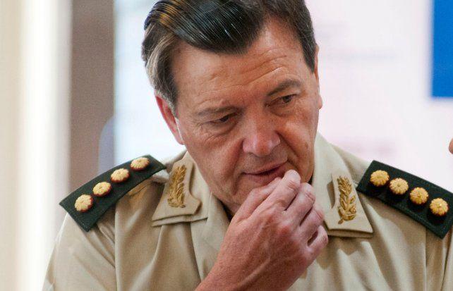 El juez dispuso el traslado de Milani a la cárcel de Ezeiza
