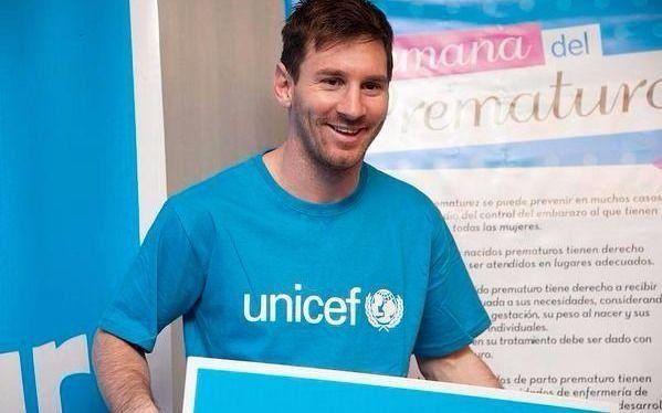 Lionel Messi, a corazón abierto en su cuenta de Facebook por los niños de Siria