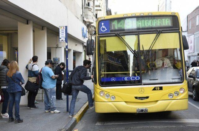 Leve aumento en la cantidad de pasajeros del sistema