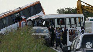La tragedia de Monticas en la ruta 33.