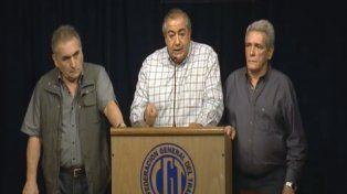 El peronismo bonaerense ratificó su apoyo al paro del 6 de abril convocado por la CGT