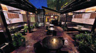 Rey de Copas, un exquisito bar con cielo abierto
