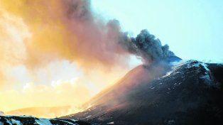 Pavoroso. El Etna