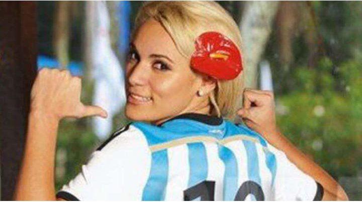 Rocío Oliva firmó contrato para jugar al fútbol en un club argentino