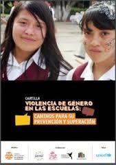 Para prevenir la violencia de género en las aulas
