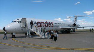 Fisherton contará con dos líneas aéreas low cost