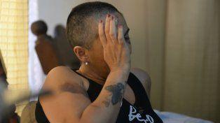 Lorena Serrano fue víctima de violencia de género por parte de su pareja.