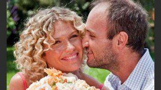 Maru Botana, junto a su esposo Bernardo Solá, son padres de siete hijos.