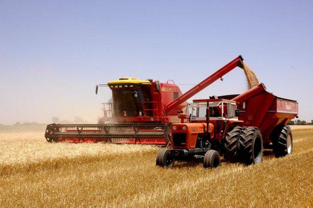 El Usda elevó las previsiones de producción agrícola de Argentina. Chicago