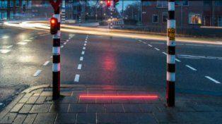 Tecnología. Las señales de piso ya funcionan en Alemania y España.