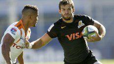 Punta letal. El tucumano Ramiro Bustos Moyano marcó un hat trick para Jaguares.