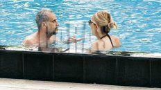 jorge rial comparte sus vacaciones en miami con un viejo amor
