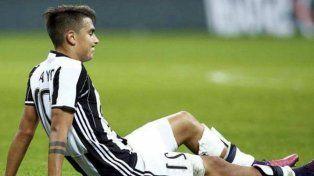 Susto y preocupación. Aunque el técnico de Juventus dijo que la lesión no parece importante