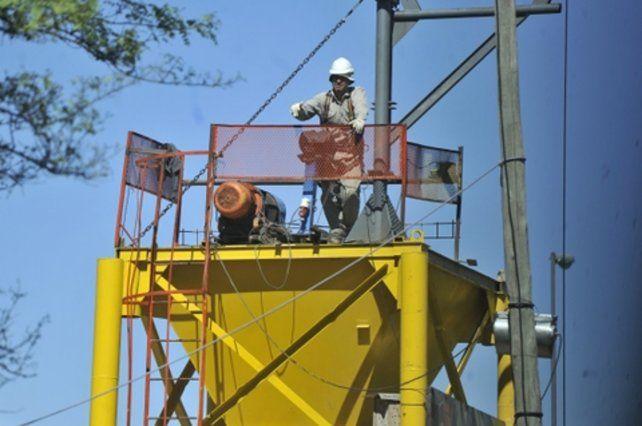 bajo control. Desde el Ministerio de Trabajo destacaron que se incrementaron las inspecciones preventivas.