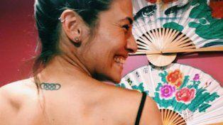 Ivana Nadal se hizo tres nuevos tatuajes, uno de ellos en un lugar muy sexy