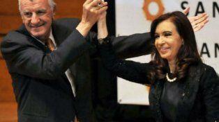 Cristina suma apoyo del PJ clásico: Gioja y Schmid llamaron a votarla