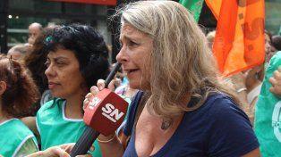 María Fernanda Boriotti, presidenta de Siprus. (Foto de archivo)