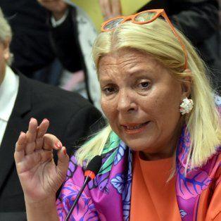 Lilita acusa al titular de la Corte de integrar parte de un sistema de seducción y extorsión permanentemente.