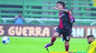 Lo esperan. Formica jugó contra Defensa y Justicia y se perdió el partido con Vélez.