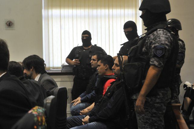 El juicio al clan Bassi comenzó hace unas semanas en los Tribunales provinciales.