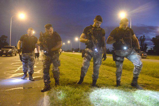 Cómo continúa el operativo policial tras la emboscada al vehículo del servicio penitenciario