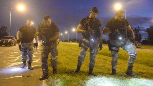 Cómo sigue el operativo policial tras la emboscada al vehículo del servicio penitenciario