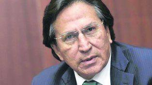 El ex mandatario peruano.
