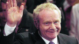 Figura. Martin McGuinness falleció víctima de una enfermedad degenerativa. Tenía 66 años.