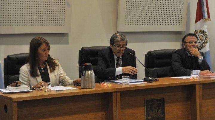 Los jueces. María Isabel Mas Varela