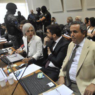 La fiscal Herrera no quiso vincular su alegato final y el pedido de duras penas al brutal ataque a los acusados en la autopista.