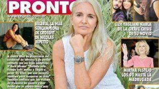 Mi ex juega con los sentimientos de mi hija, lamentable, dijo Rial sobre la reaparición de Dauro