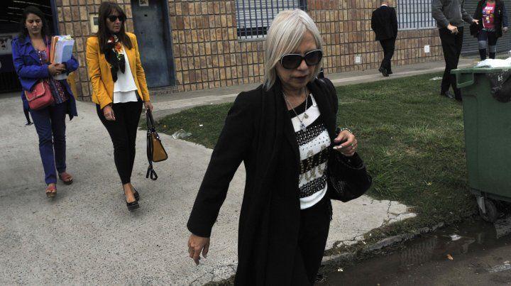 La fiscal Cristina Herrera dijo que las declaraciones de