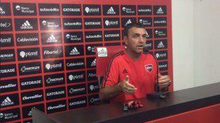 Osella dijo sobre el choque ante Patronato que será un partido muy físico.