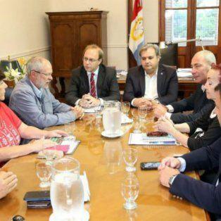ate y upcn calificaron de razonable y superadora la propuesta de la provincia