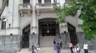 La audiencia imputativa se desarrolló en los tribunales santafesinos.