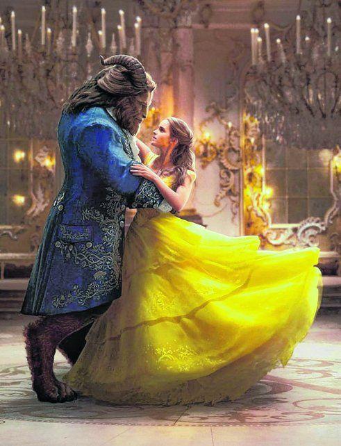 La magia de Disney regresa con la remake en versión musical de La bella y la bestia